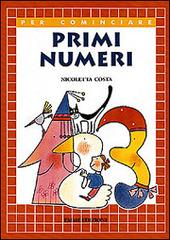 copertina Primi numeri