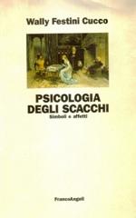 copertina Psicologia degli scacchi