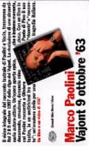 copertina Quaderno del Vajont : dagli album al Teatro della Diga