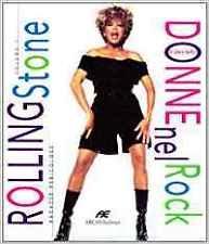 copertina Ragazze pericolose : il libro delle donne nel Rock di Rolling Stone