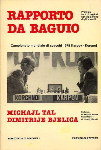 copertina Rapporto da Baguio
