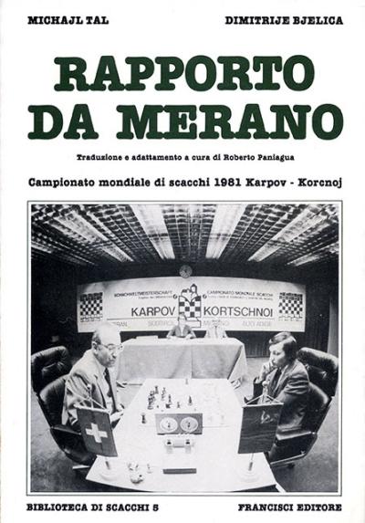 copertina Rapporto da Merano