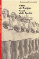 copertina Razza del sangue, razza dello spirito : Julius Evola, l'antisemitismo e il nazionalsocialismo : (1930-1943)