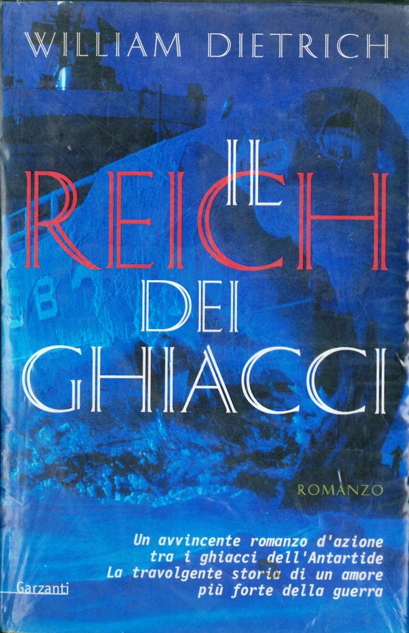 copertina Il Reich dei ghiacci