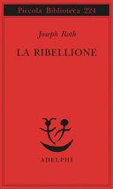 copertina La ribellione