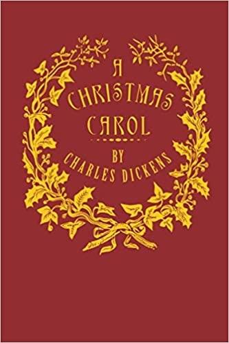 copertina A Christmas carol