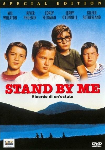 copertina Stand by me [DVD] : ricordo di un'estate