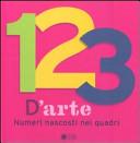 copertina 123 d'arte : numeri nascosti nei quadri