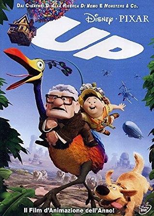 copertina Up [DVD]