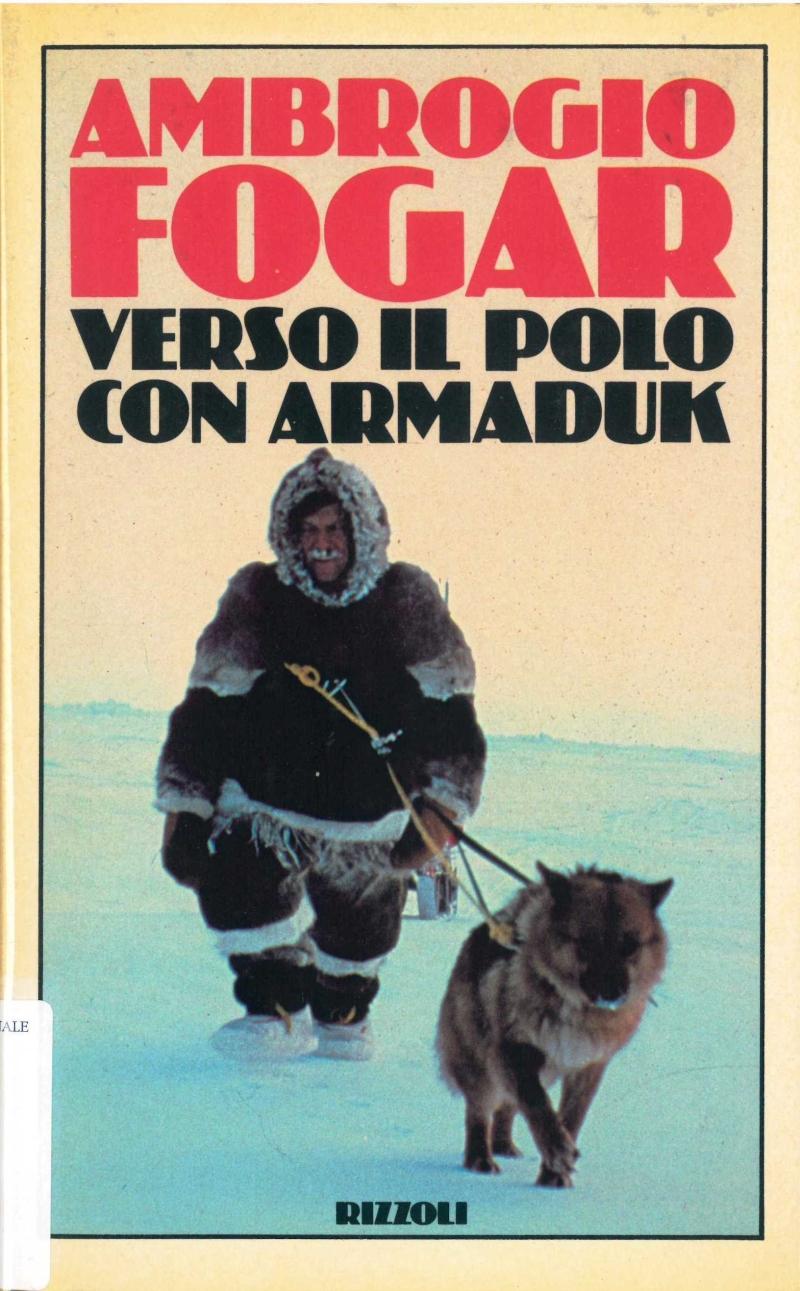 copertina Verso il Polo con Armaduk