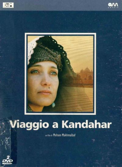 copertina Viaggio a Kandahar [DVD]