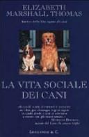 copertina La vita sociale dei cani