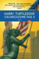 copertina Colonizzazione fase quattro : romanzo