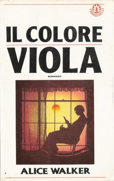 copertina Il colore viola