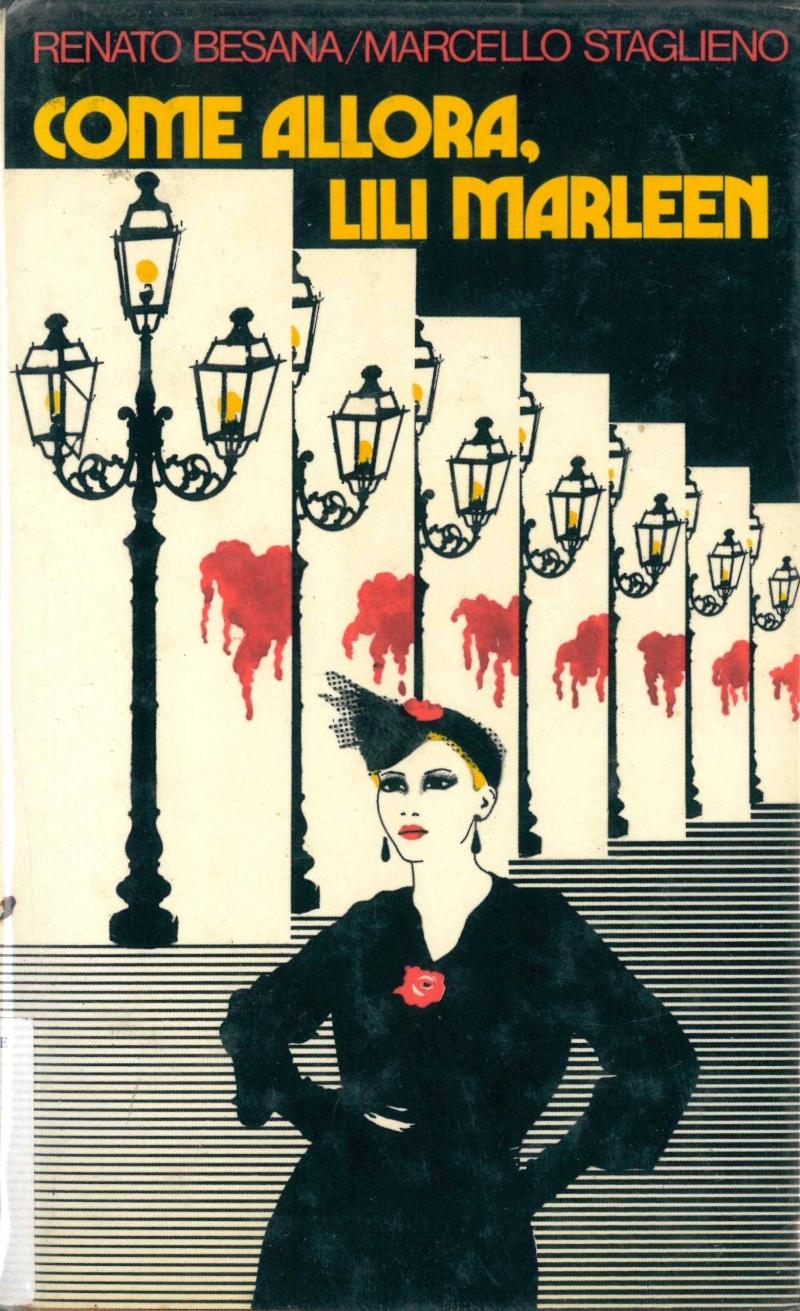 copertina Come allora, Lili Marleen