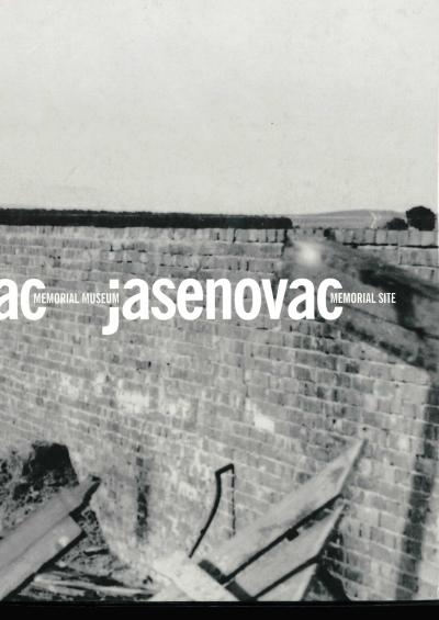 copertina Jasenovac : spomen podrucje = memorial site