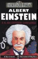copertina Albert Einstein e il suo universo gonfiabile