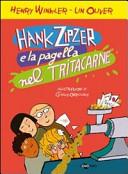 copertina Hank Zipzer e la pagella nel tritacarne