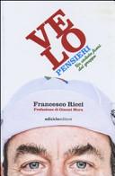 copertina Velopensieri : un ciclista fuori dal gruppo