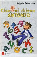 copertina Ciao, io mi chiamo Antonio