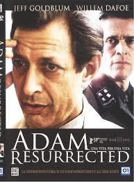 copertina Adam Resurrected [DVD] : una vita per la vita
