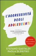 copertina L'aggressività degli adolescenti