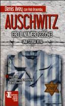 copertina Auschwitz, ero il numero 220543
