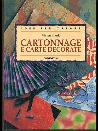 copertina Cartonnage e carte decorate