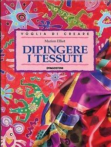 copertina Dipingere i tessuti