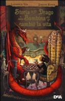 copertina Storia di un drago e della bambina che gli cambiò la vita