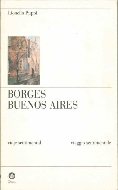 copertina Borges Buenos Aires