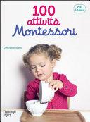copertina 100 attività Montessori