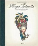 copertina Maria Antonietta