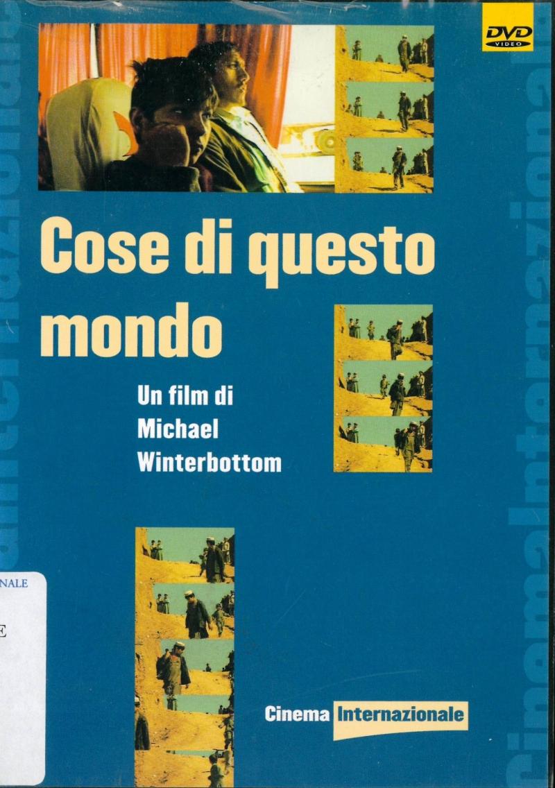 copertina Cose di questo mondo [DVD] : un film
