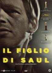 copertina Il figlio di Saul [DVD]