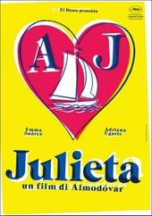 copertina Julieta [DVD]