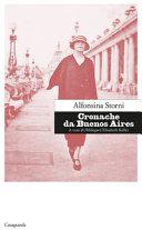 copertina Cronache da Buenos Aires