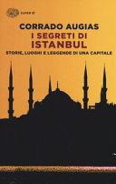 copertina I segreti di Istanbul