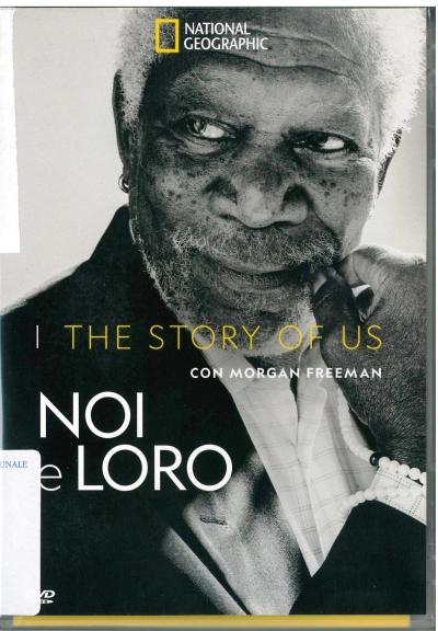 copertina The story of us [DVD] = Noi e loro