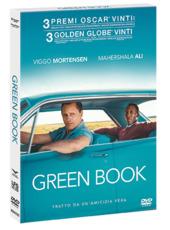copertina Green book [DVD]