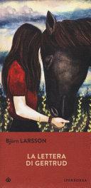 copertina La lettera di Gertrud