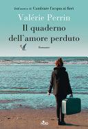 copertina Il quaderno dell'amore perduto