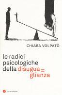 copertina Le radici psicologiche della disuguaglianza