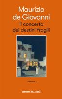 copertina Il concerto dei destini fragili