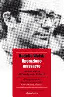 copertina Operazione massacro
