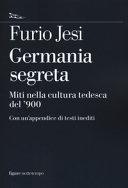 copertina Germania segreta