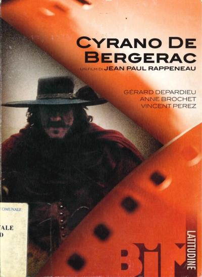 copertina Cyrano De Bergerac [DVD]