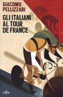 copertina Gli Italiani al Tour de France
