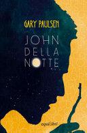 copertina John della notte
