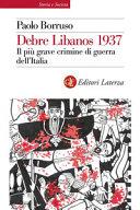 copertina Debre Libanos 1937